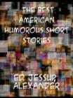 Image for The best American humorous short stories