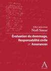 Image for Evaluation Du Dommage, Responsabilite Civile Et Assurances: Liber Amicorum Noel Simar (Droit Belge).