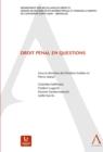 Image for Droit Penal En Questions: (Belgique)