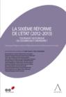 Image for La Sixieme Reforme De L'etat (2012-2013): Tournant Historique Ou Soubresaut Ordinaire ? (Belgique)