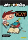 Image for Here comes Mr. Flat!