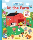Image for Little detectives at the farm  : a look and find book