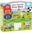 Image for Farm Animals Fun Box : Includes a Storybook and a 2-in-1 puzzle
