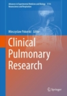 Image for Clinical Pulmonary Research