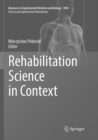Image for Rehabilitation Science in Context