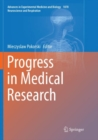 Image for Progress in Medical Research