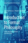 Image for Introduction to Formal Philosophy