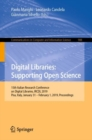Image for Digital Libraries: Supporting Open Science : 15th Italian Research Conference on Digital Libraries, IRCDL 2019, Pisa, Italy, January 31 - February 1, 2019, Proceedings