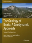 Image for The Geology of Iberia: A Geodynamic Approach.