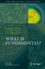 Image for What is fundamental?