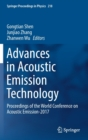 Image for Advances in Acoustic Emission Technology : Proceedings of the World Conference on Acoustic Emission-2017