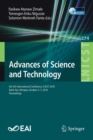 Image for Advances of Science and Technology : 6th EAI International Conference, ICAST 2018, Bahir Dar, Ethiopia, October 5-7, 2018, Proceedings