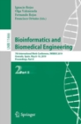 Image for Bioinformatics and Biomedical Engineering : 7th International Work-Conference, IWBBIO 2019, Granada, Spain, May 8-10, 2019, Proceedings, Part II