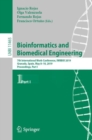 Image for Bioinformatics and Biomedical Engineering : 7th International Work-Conference, IWBBIO 2019, Granada, Spain, May 8-10, 2019, Proceedings, Part I