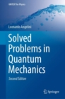 Image for Solved Problems in Quantum Mechanics