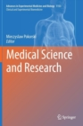 Image for Medical Science and Research