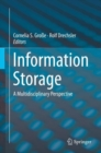 Image for Information Storage: A Multidisciplinary Perspective