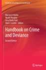 Image for Handbook on crime and deviance