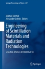 Image for Engineering of Scintillation Materials and Radiation Technologies : Selected Articles  of ISMART2018