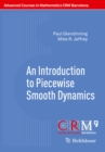 Image for Introduction to Piecewise Smooth Dynamics