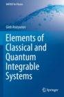 Image for Elements of Classical and Quantum Integrable Systems