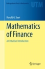 Image for Mathematics of finance  : an intuitive introduction