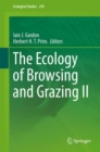 Image for The Ecology of Browsing and Grazing Ii : 239