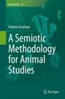 Image for Semiotic Methodology for Animal Studies : 19