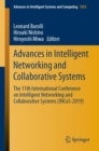 Image for Advances in Intelligent Networking and Collaborative Systems : The 11th International Conference on Intelligent Networking and Collaborative Systems (INCoS-2019)