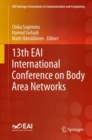 Image for 13th EAI International Conference on Body Area Networks