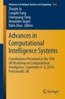 Image for Advances in Computational Intelligence Systems : Contributions Presented at the 19th UK Workshop on Computational Intelligence, September 4-6, 2019, Portsmouth, UK