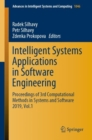 Image for Intelligent Systems Applications in Software Engineering : Proceedings of 3rd Computational Methods in Systems and Software 2019, Vol. 1