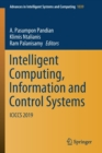 Image for Intelligent Computing, Information and Control Systems : ICICCS 2019