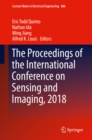 Image for The Proceedings of the International Conference on Sensing and Imaging, 2018 : 606