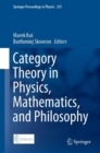 Image for Category Theory in Physics, Mathematics, and Philosophy