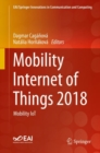 Image for Mobility Internet of Things 2018: Mobility IoT