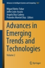 Image for Advances in Emerging Trends and Technologies : Volume 2