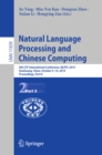 Image for Natural Language Processing and Chinese Computing: 8th Ccf International Conference, Nlpcc 2019, Dunhuang, China, October 9-14, 2019, Proceedings, Part Ii : 11839