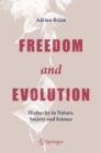 Image for Freedom and Evolution : Hierarchy in Nature, Society and Science