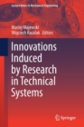 Image for Innovations Induced by Research in Technical Systems
