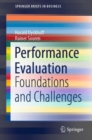 Image for Performance Evaluation : Foundations and Challenges