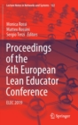 Image for Proceedings of the 6th European Lean Educator Conference : ELEC 2019