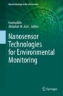 Image for Nanosensor Technologies for Environmental Monitoring