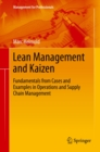 Image for Lean Management and Kaizen: Fundamentals from Cases and Examples in Operations and Supply Chain Management