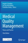 Image for Medical Quality Management : Theory and Practice