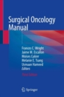 Image for Surgical Oncology Manual