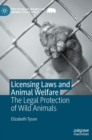 Image for Licensing laws and animal welfare  : the legal protection of wild animals