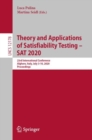 Image for Theory and Applications of Satisfiability Testing -- SAT 2020: 23rd International Conference, Alghero, Italy, July 3-10, 2020, Proceedings