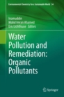 Image for Water Pollution and Remediation: Organic Pollutants