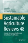 Image for Sustainable Agriculture Reviews 48 : Pesticide Occurrence, Analysis and Remediation Vol. 2 Analysis